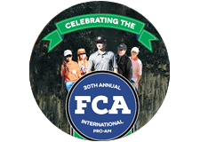 FCA International Pro-Am Invite & Email Campaign