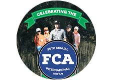FCA International Pro-Am Invite & Email Campaign