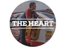 NASCAR/The Heart